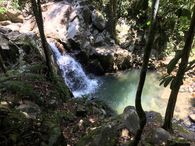 Un día en Mari Mari Cultural Village: cascadas Kiansom