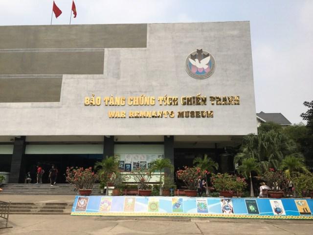 Qué ver y hacer en Ho Chi Minh: Museo de los vestigios.