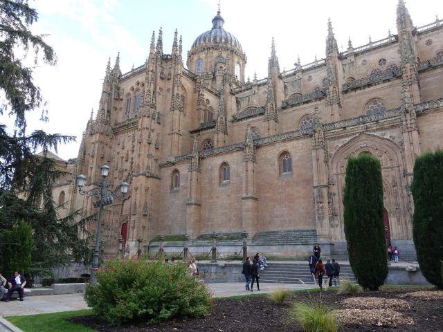 Qué ver y hacer en Salamanca: La Catedral de Salamanca