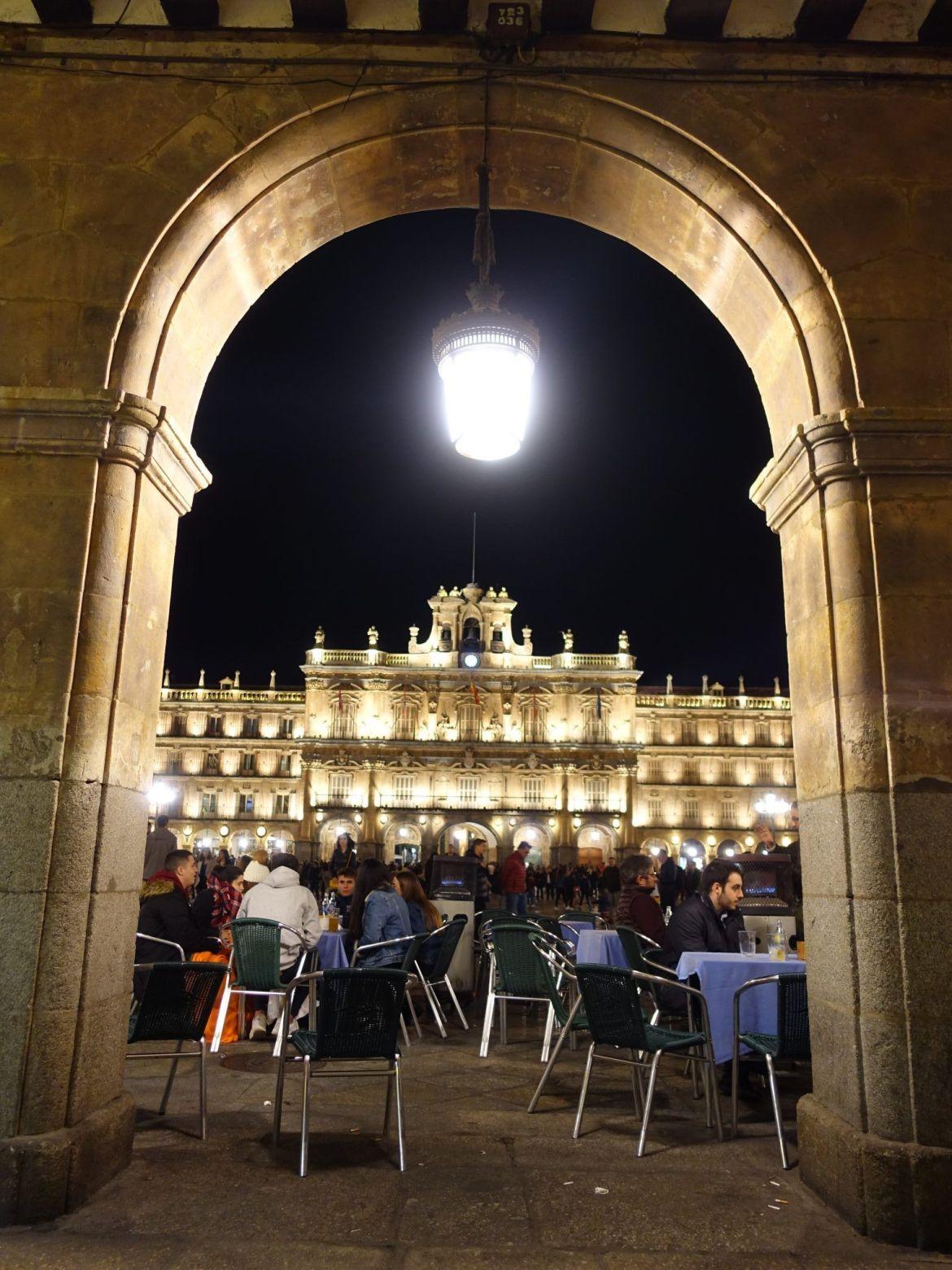 Qué ver y hacer en Salamanca: La Plaza Mayor