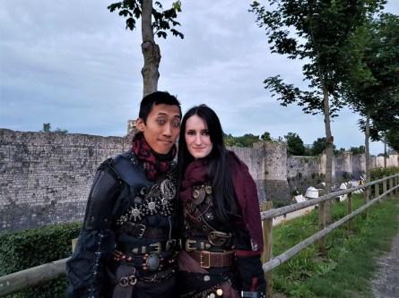 steampunk festival medieval de provins
