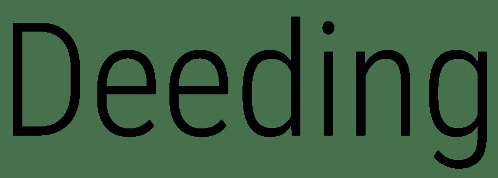 Deeding Logo - Telos Ventures - Rystedt Creative