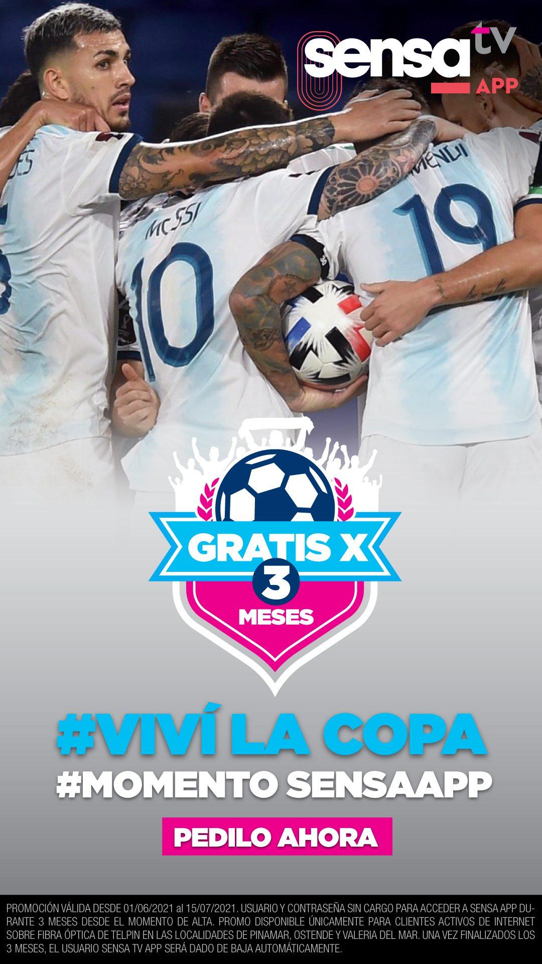 Telpin Promo Copa América