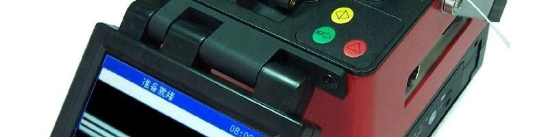elegir fusionadora de fibra optica