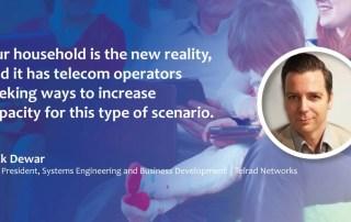 fixed LTE for telecom operators