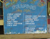 Eggy's menu, a bit pricey
