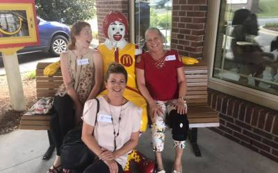Ronald McDonald House of Pensacola FL | TEL Staffing & HR Volunteers | Great Team Building Activity