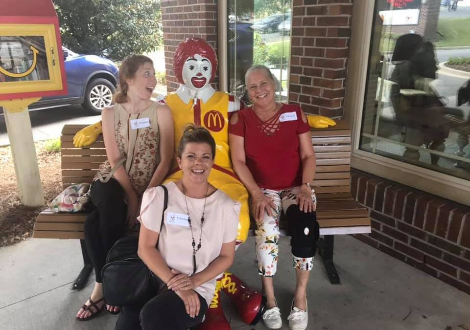Ronald McDonald House of Pensacola FL TEL Staffing and HR Volunteer Day image 3