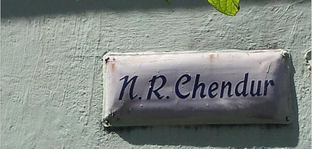 Malati and N R Chendur, Madras