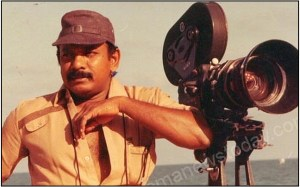 Balu Mahendra, the cinematographer
