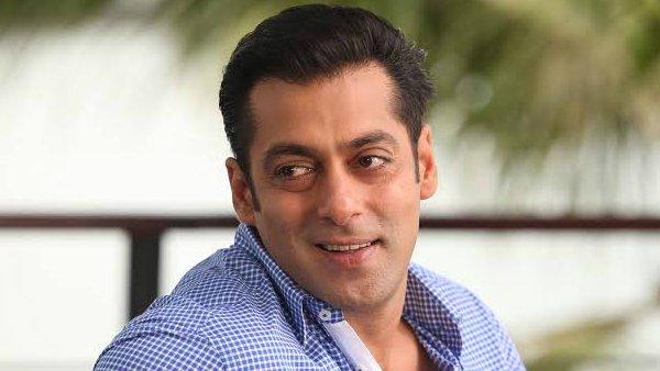Previously with Salman Khan