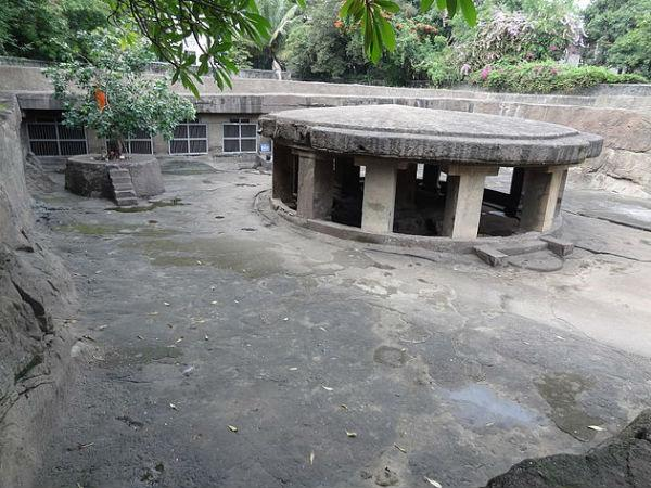 Image result for పాతాళేశ్వర దేవాలయం pune
