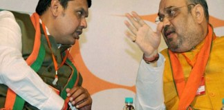 BJP president Amit Shah is regularly in touch with Fadnavis