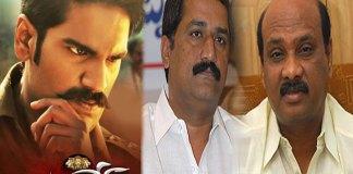 Ganta Ravi Jayadev Movie posters tear in Vizag