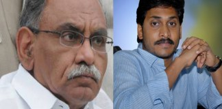 KVP Again Approached To Jagan