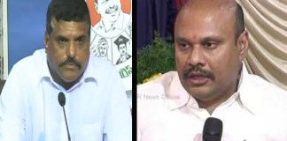 Political War Between Botsa And AP Minister Sujaya krishna Ranga Rao