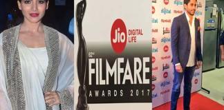 Samantha Wants Film Fare Award' s To Show Her Children