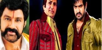jr ntr may play Sr NTR role in mahanati savitri biopic movie