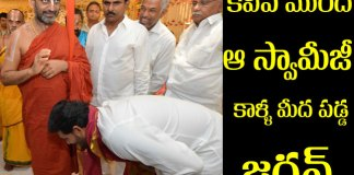 Ys jagan in narendra chowdary daughter wedding