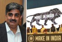 Pankaj Mahendhta Controversial Comments On Make In India