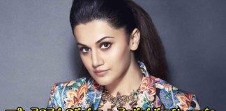 Tapsee Got 2.5 Crores For Ananda Brahma Movie
