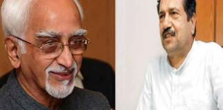 Ex-Vice President Ansari remarks that Muslims are not protected in India