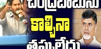 tdp leaders complaints to EC against on Ys Jagan Shoot CM remark