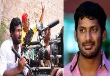 Cinema Shooting Started By Vishal
