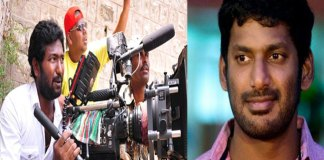 Cinema Shooting Started By Vishal