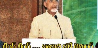 AP CM Chandrababu Naidu speech At MSME Day Meeting