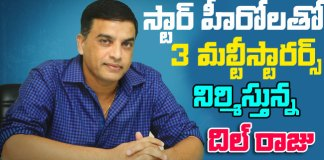 Dil Raju produces Back to Back Multistarrer Movie