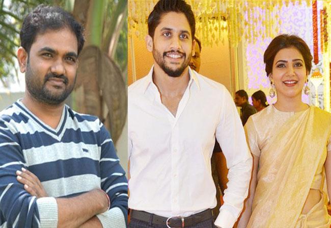 Maruthi next film Naga Chaitanya Samantha