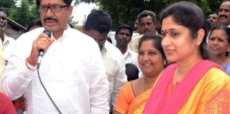 Murali Mohan daughter-in-law