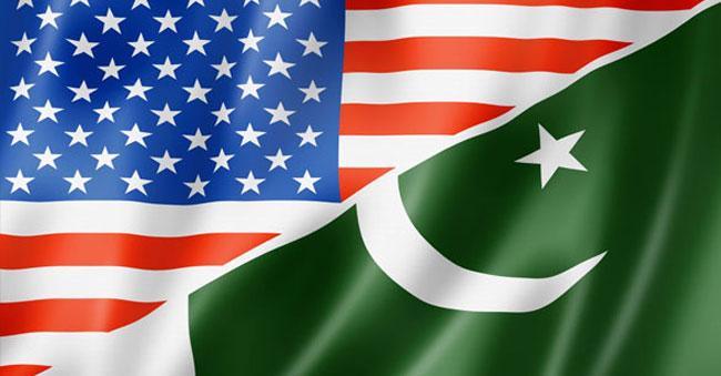 Pakistan  and america