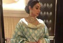 Actress Sridevi Sudden demise