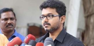 Vijay is getting ready for politics