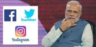 PM Narendra Modi Targeting Social Media Usage In 2019 Elections