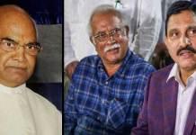 President Ramnath Kovind accept Sujana Chowdary and Ashok Gajapathi Raju Resignation