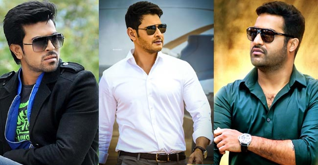 Ram Charan , Junior NTR Guests For Bharat Ane Nenu Audio Function