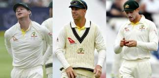 Smith Warner Suspended for 1 year and Bancroft Suspended for 9 months