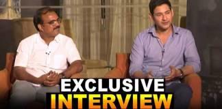 Bharat Ane Nenu Exclusive Interview