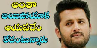 Nithin says Trivikram doesn't involved Chal Mohan Ranga movie script
