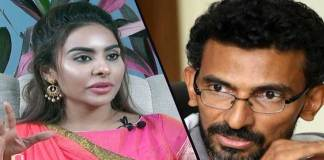 Sri Reddy again Controversy Comments On Sekhar Kammula