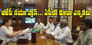 AP By-poll Elections after Sumitra Mahajan Accept YSRCP MP's Resignation