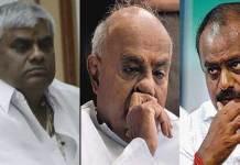 Devegowda elder son Revanna Shocked to Kumaraswamy
