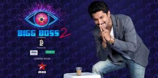 Nani Look in Bigg Boss Telugu Season 2 show