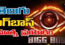 Star MAA Doing New Experiment In Telugu Bigg Boss Season 2