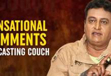 Comedian Prudhvi comments on Casting Couch