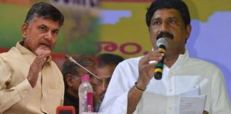 Ganta Srinivas comments on CM Ramesh and BTech Ravi Hunger Strike
