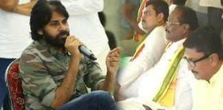 Janasena gives Counter to CM Ramesh Hunger Strike